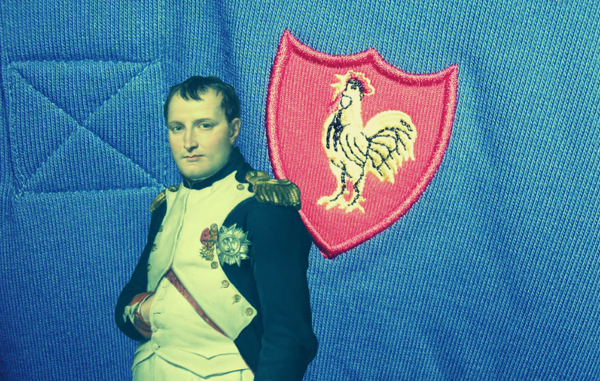napoleone rugby